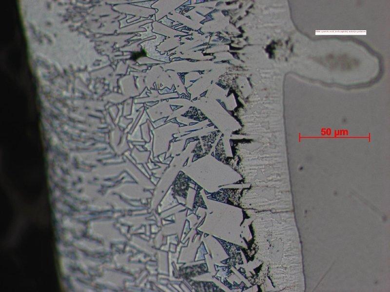 Povlak žárově nanášeného zinku